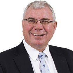 Gerhard Vorster, Managing Director